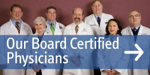 Our Board Certifid Physicians in Gastroenterology and Internal Medicine